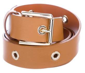 Sofie D'hoore Leather Waist Belt