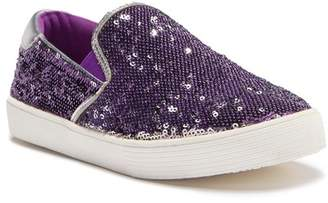 Kenneth Cole Kam Lylah Sequined Sneaker (Little Kid & Big Kid)