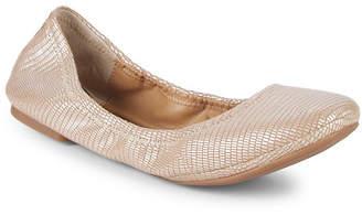 Lucky Brand Elysia Leather Ballet Flat
