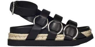 Alexander Wang Bess Aspadrille Sandals