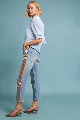 Amo Loverboy High-Rise Straight Jeans