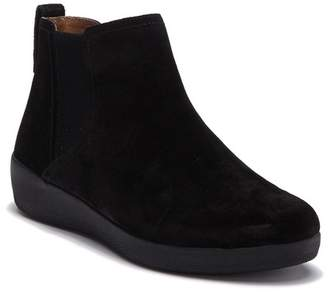 FitFlop Super Chelsea Suede Boot