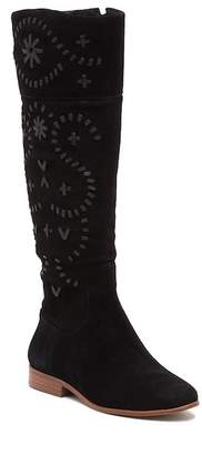 Jack Rogers Tara Tall Suede Boot