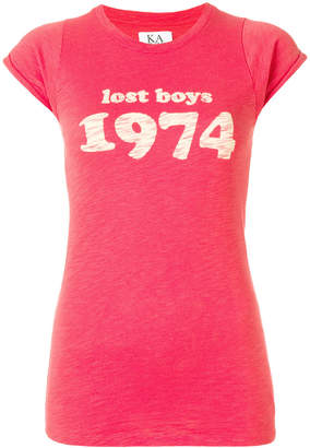 Zoe Karssen printed T-shirt