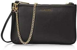 La Bagagerie Clutch M L Shoulder Bag Size: