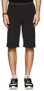 ATM Anthony Thomas Melillo Men's Cotton Terry Shorts - Gray