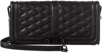 Rebecca Minkoff Love Leather Clutch