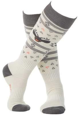 Rojo Women's Deerie Me Socks