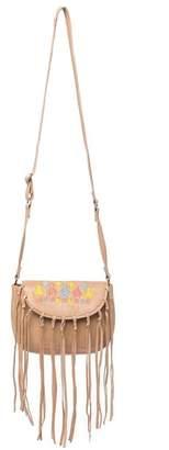 Day & Mood Natasja Leather Crossbody Bag