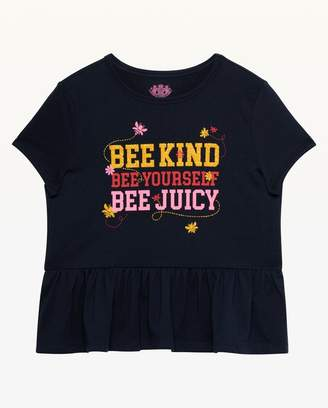 Juicy Couture Bee Juicy Tee for Girls