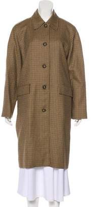 Michael Kors Virgin Wool Long Coat