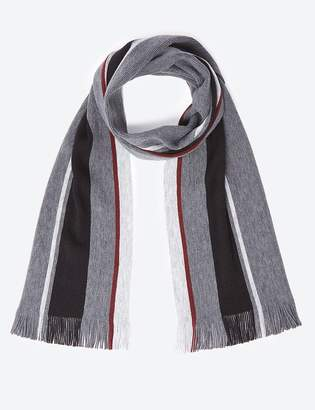 Marks and Spencer Striped Scarf