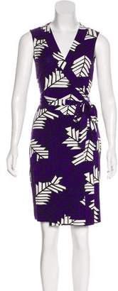 Diane von Furstenberg New Yahzi Wrap Dress