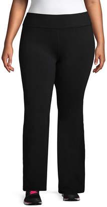 Gaiam Knit Om Yoga Pants - Plus