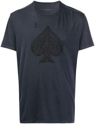 John Varvatos Ace of Spades T-shirt