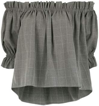a3aaad2c13d4f8 Olympiah Salineira off the shoulder blouse