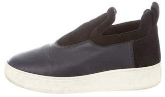 Celine Platform Slip-On Sneakers