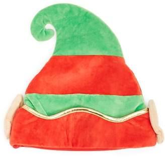 Forever 21 Colorblock Elf Hat