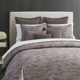 Vera Wang Burnished Quartz Comforter Set, King