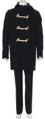 Band Of Outsiders Hooded Toggle Coat