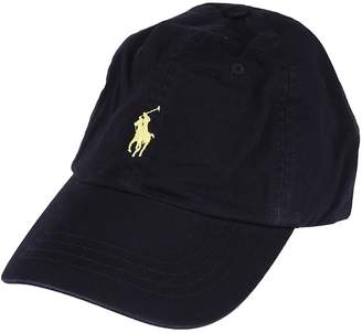 Ralph Lauren Logo Baseball Cap
