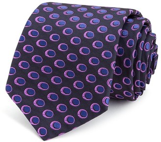 Ted Baker Party Dots Classic Tie $95 thestylecure.com