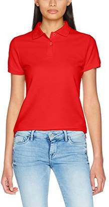 Fruit of the Loom Women's 65/35 Polo Lady-Fit Shirt