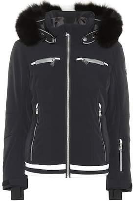 Toni Sailer Sadie fur-trimmed ski jacket 8b11549dc