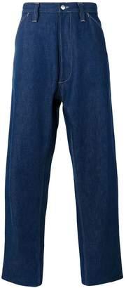 E. Tautz Chore jeans