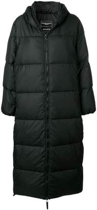 Duvetica oversized padded coat