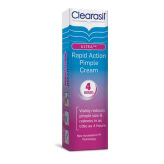 Clearasil Ultra Rapid Action Pimple Cream 15 g