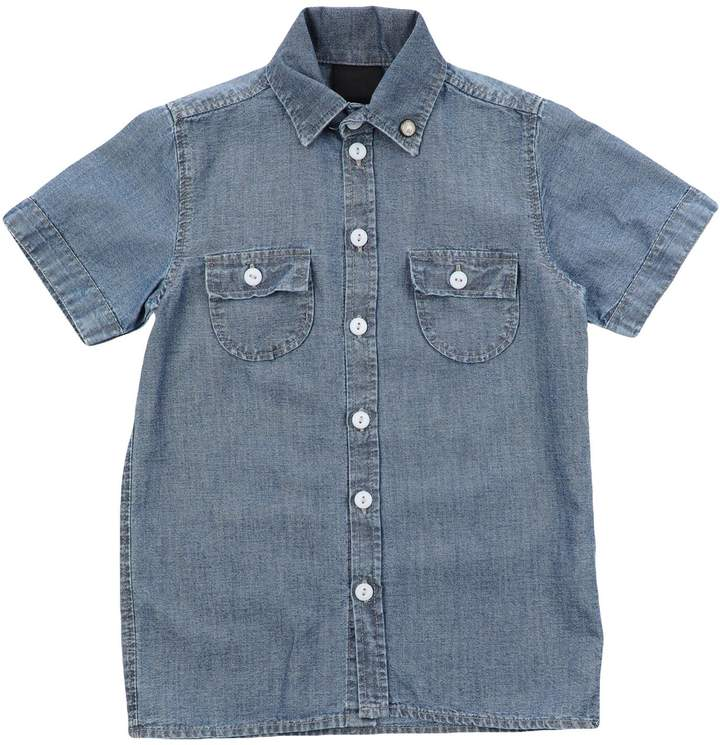 (+) People + PEOPLE Denim shirts - Item 42461105