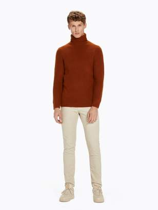 Mens Chunky Turtleneck Sweater Shopstyle Canada