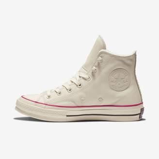 Converse Chuck 70 Street Warmer Leather High Top Womens Shoe