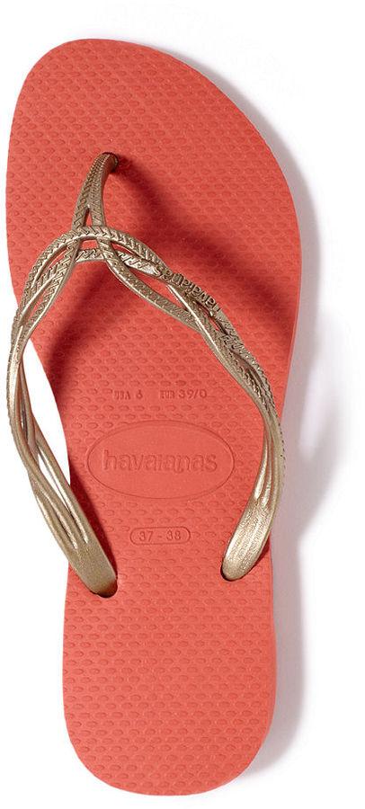 Havaianas Shoes, Flash Sweet Flip Flops