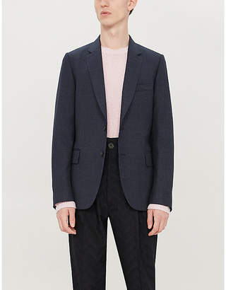 Paul Smith Soho-fit single-breasted wool blazer