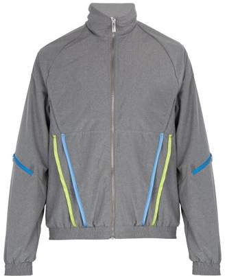 Cottweiler Signature 3.0 Satin Trim Track Jacket - Mens - Grey
