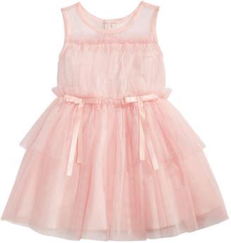 Nanette Lepore Baby Girls Blush Illusion Dress