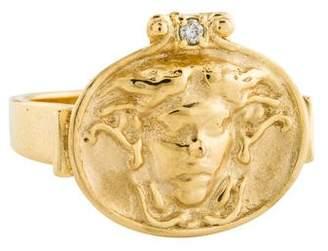 Tagliamonte 18K Diamond Medusa Ring