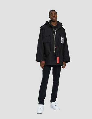 Kamo International M65 KAMO Jacket in Black