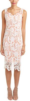 Few Moda Lace Midi Dress