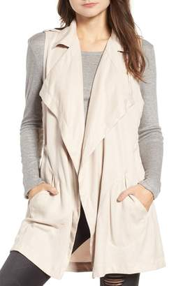BB Dakota Notch Collar Sleeveless Vest