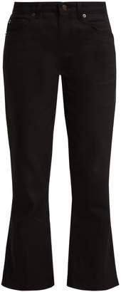 Saint Laurent Kick-flare jeans