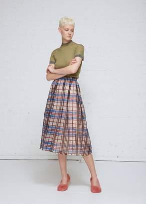 Marni Organza Skirt