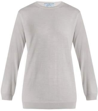 Prada Round-neck wool sweater