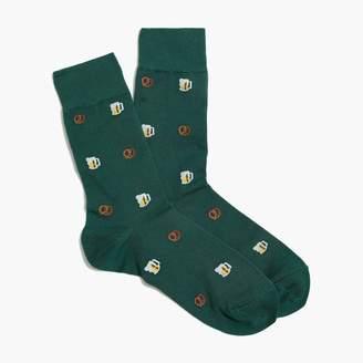 J.Crew Oktoberfest socks