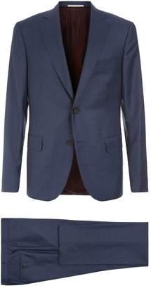 Pal Zileri Diamond Weave Suit