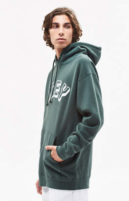 Obey New World Green Pullover Hoodie