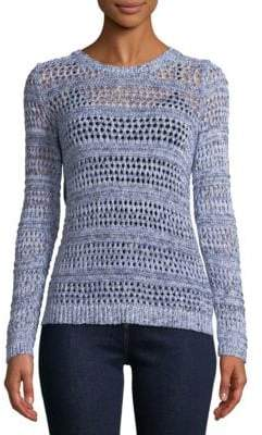 Soft Joie Crewneck Cotton Sweater