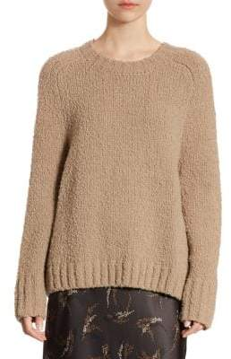 Vince Saddle Wool Pullover
